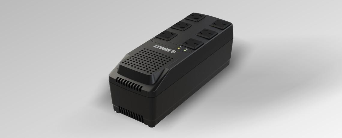 Estabilizador Lyonn TCA 1200 - 2000N